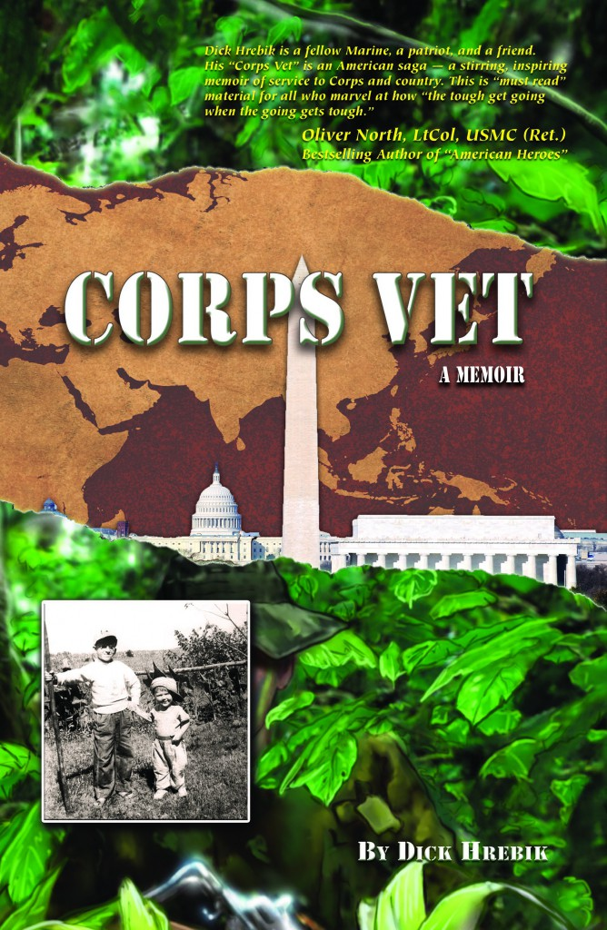 Corps Vet  – by Dick Hrebrik