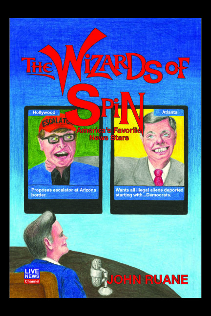 The Wizards of Spin – by John Ruane